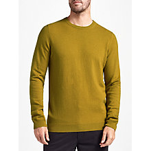 Buy John Lewis Italian Cashmere Crew Neck Jumper Online at johnlewis.com