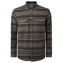 Buy JOHN LEWIS & Co. Blanket Stripe Shirt, Multi Online at johnlewis.com