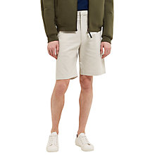 Buy Jaeger Lou Dalton Textured Shorts, White Online at johnlewis.com