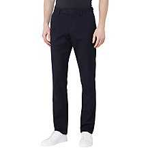 Buy Reiss Ciaro Heavyweight Cotton Twill Trousers Online at johnlewis.com