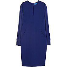 Buy Winser London Miracle Fitted Dress, Moonlight Online at johnlewis.com