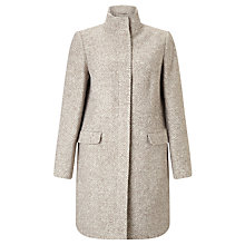 Buy John Lewis Funnel Coat Online at johnlewis.com