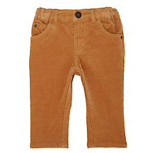 Buy John Lewis Baby Cord Trousers Online at johnlewis.com