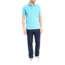 Buy Tommy Hilfiger Summer Polo Shirt Online at johnlewis.com