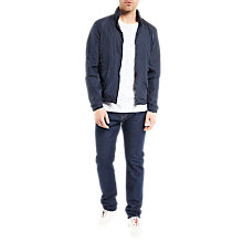 Buy Tommy Hilfiger Terence Jacket, Sky Captain Online at johnlewis.com