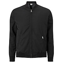 Buy Carhartt WIP Douglas Bomber Jacket, Black Online at johnlewis.com