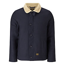 Buy Carhartt WIP Sheffield Jacket, Navy Online at johnlewis.com