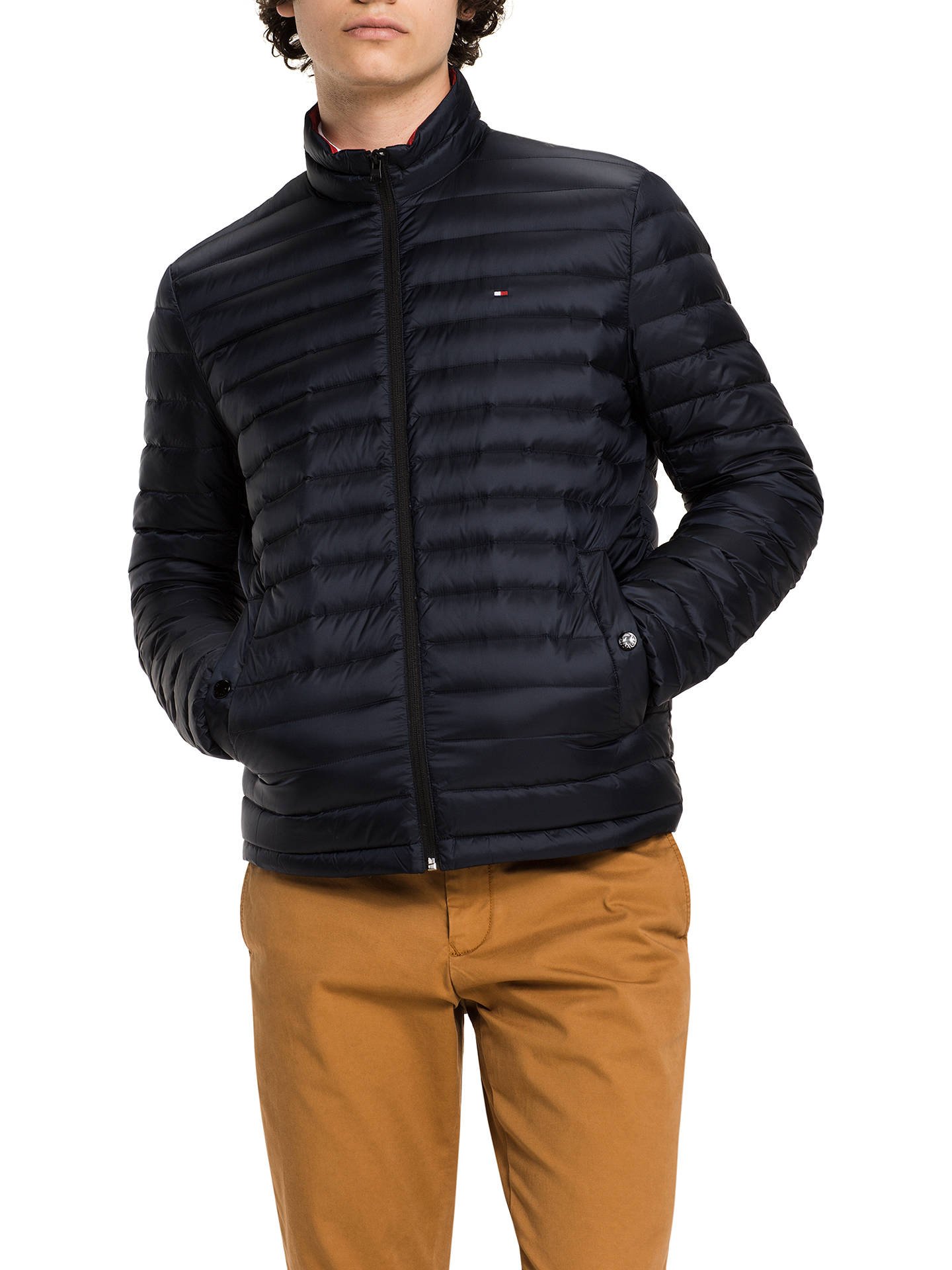 2614e657f31b0b Buy Tommy Hilfiger Packable Down Bomber Jacket