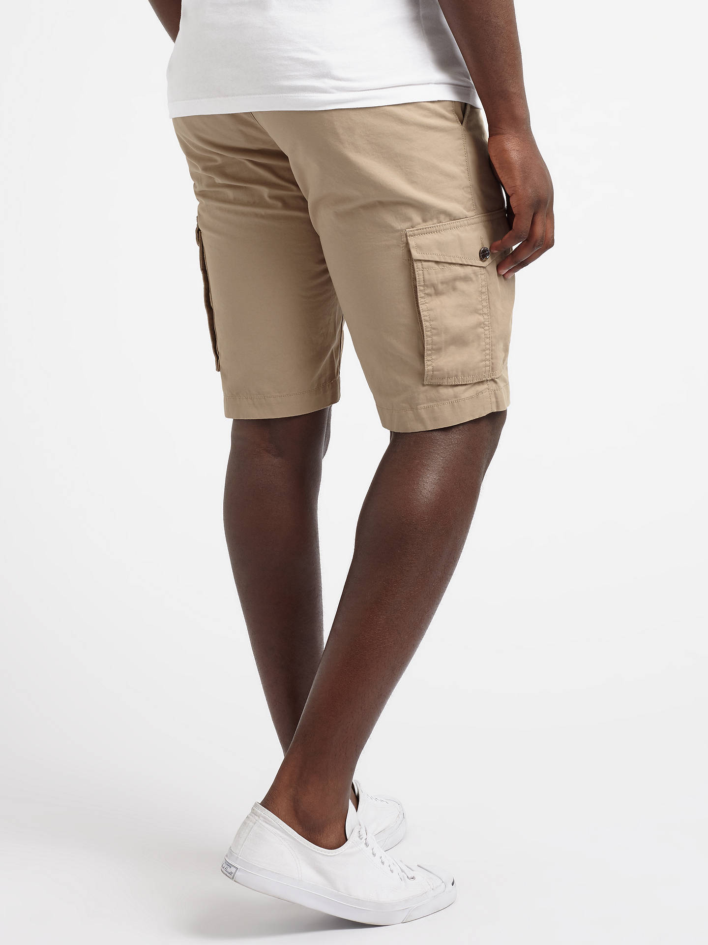 a03150a0 ... Buy Tommy Hilfiger John Sort Light Twill Cargo Shorts, Batique Khaki,  30R Online at ...