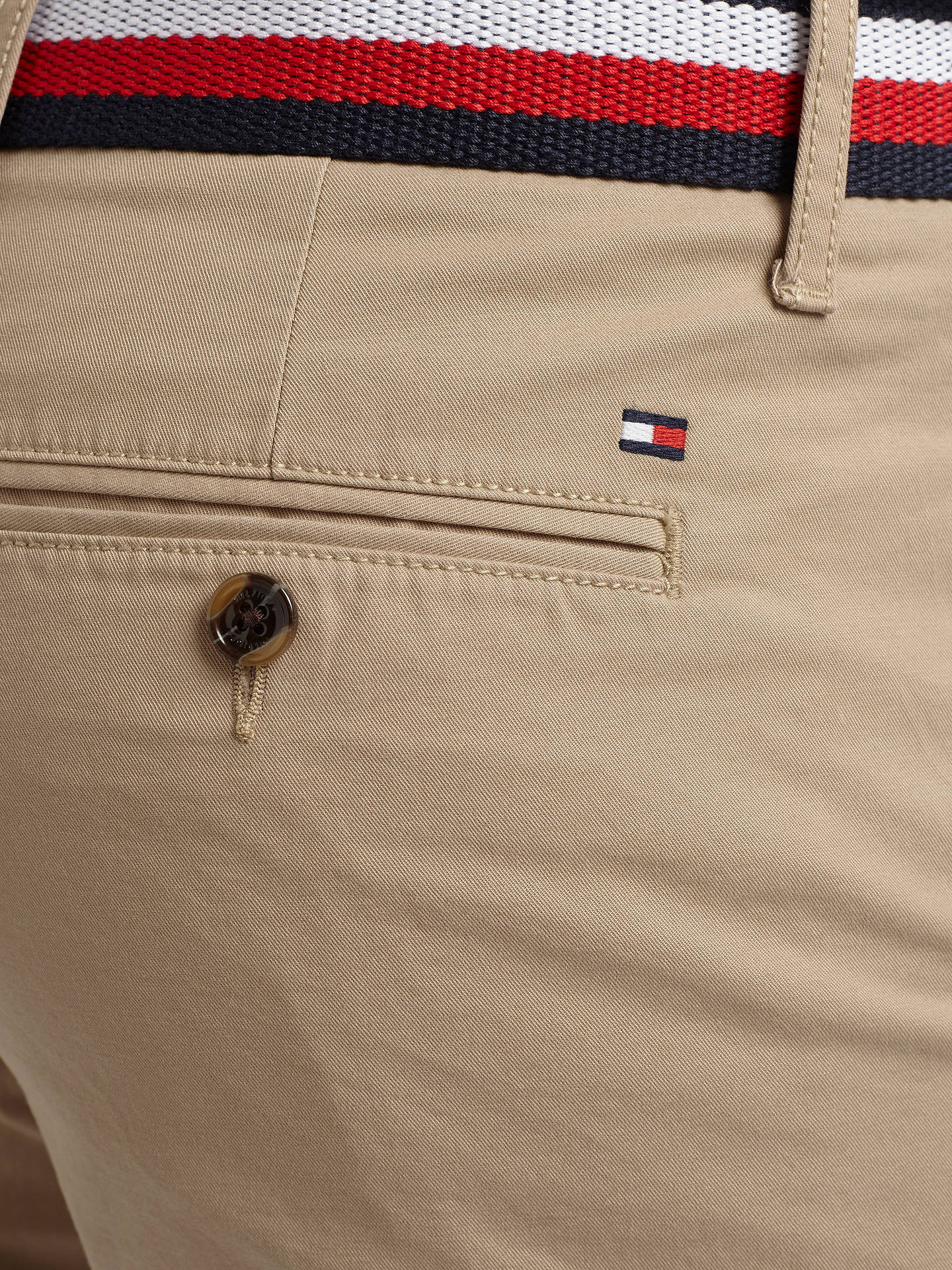 69632e55 ... Buy Tommy Hilfiger John Sort Light Twill Cargo Shorts, Batique Khaki,  30R Online at