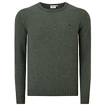 Buy Carhartt WIP Universaity Knit Jumper, Parsley Online at johnlewis.com
