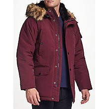 Buy Carhartt WIP Anchorage Parka Coat Online at johnlewis.com