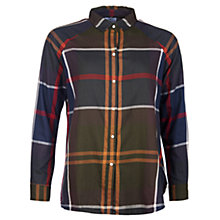Buy Barbour Heritage Dorothy Check Shirt, Classic Tartan Online at johnlewis.com