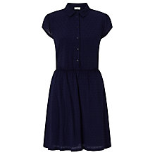 Buy Minimum Gertha Dress, Maritime Blue Online at johnlewis.com