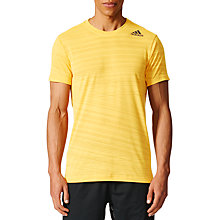 Buy Adidas Freelift Climacool Aeroknit T-Shirt Online at johnlewis.com
