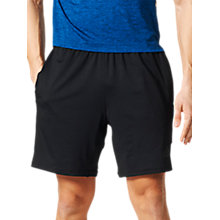 Buy Adidas Crazytrain Elite Training Shorts, Black Online at johnlewis.com