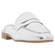 Buy Dune Gaze Backless Loafers Online at johnlewis.com
