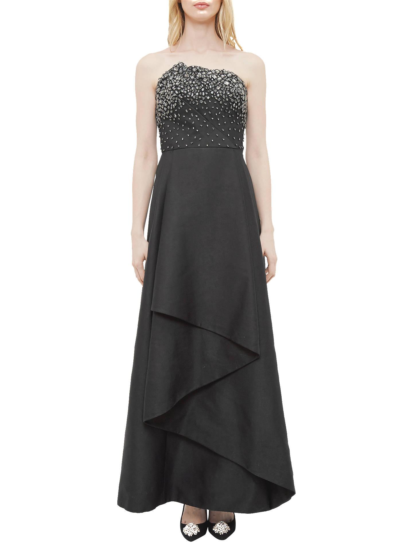 a33543217 Buy Ted Baker Pilippa Heavy Embellishment Maxi Dress