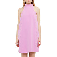 Buy Ted Baker Torrii Halterneck Scallop Tunic Dress Online at johnlewis.com