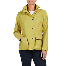 Buy Four Seasons Short Jacket, Citrus Online at johnlewis.com