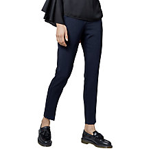 Buy Warehouse Slim Leg Trousers Online at johnlewis.com