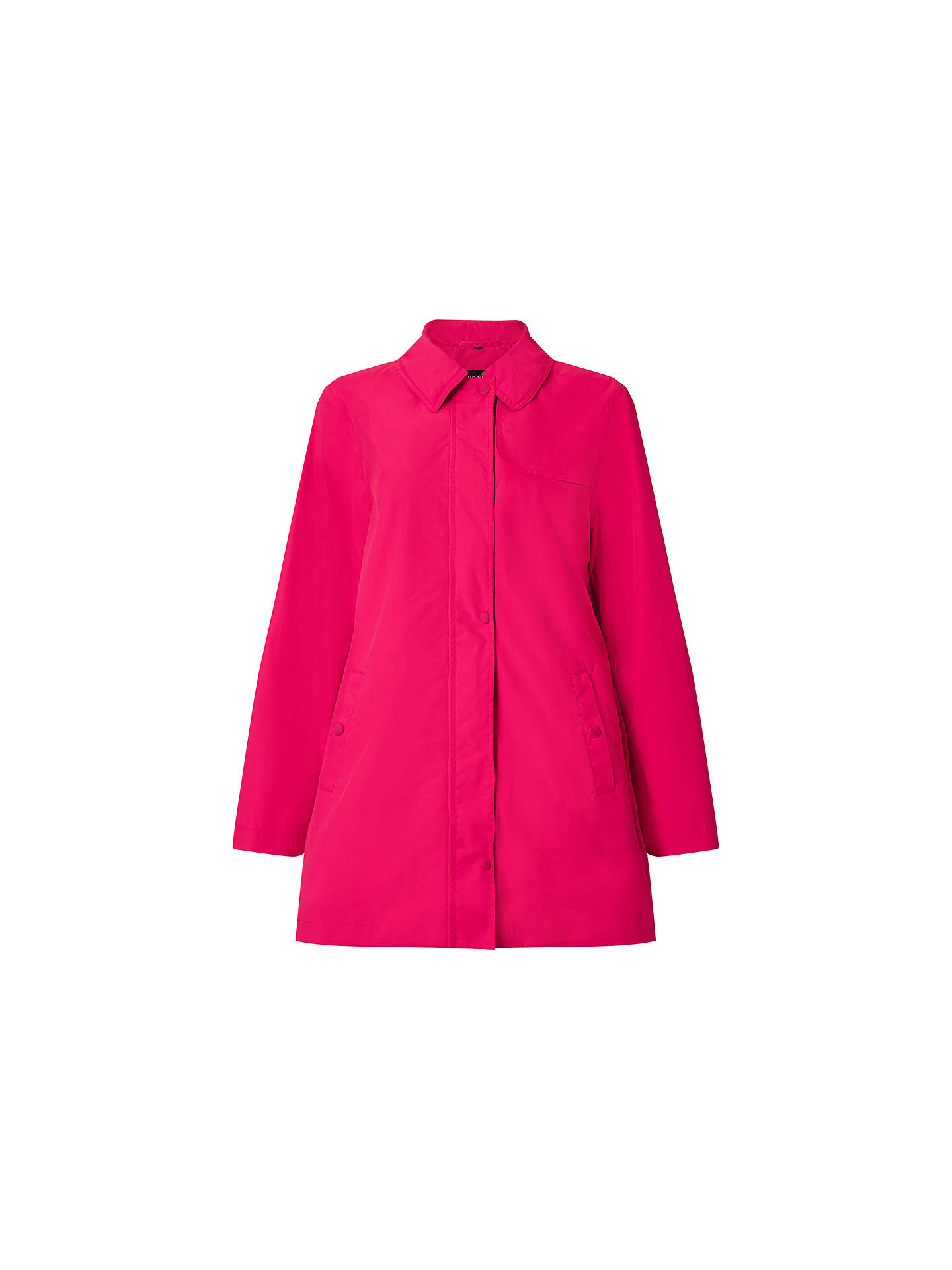 BuyFour Seasons Performance Jacket, Pink/Silver, M Online at johnlewis.com