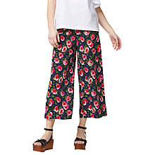 Buy Warehouse Climbing Rosa Trousers, Multi Online at johnlewis.com