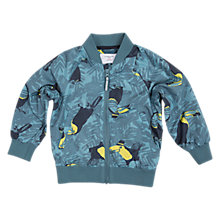 Buy Polarn O. Pyret Children's Toucan Jacket, Blue Online at johnlewis.com