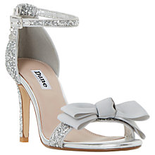 Buy Dune Moella Bow Stiletto Sandals Online at johnlewis.com