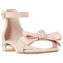 Buy Dune Loulabelle Bow Jewelled Sandals Online at johnlewis.com