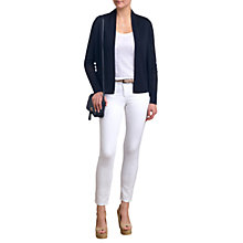 Buy Pure Collection Linen Cardigan Online at johnlewis.com