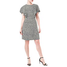 Buy Precis Petite Jeff Banks Heart Print Dress, Multi Online at johnlewis.com