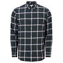 Buy Carhartt WIP Lamont Flannel Check Shirt, Laurel Online at johnlewis.com