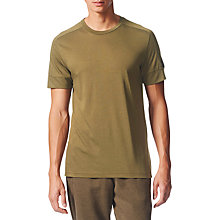 Buy adidas ID Stadium T-Shirt, Olive Online at johnlewis.com