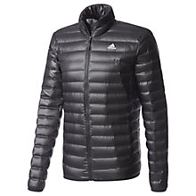 Buy Adidas Varilite Down Long Sleeve Puffer Jacket, Black Online at johnlewis.com