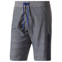 Buy adidas Crazytrain Elite Training Shorts, Grey Five Online at johnlewis.com