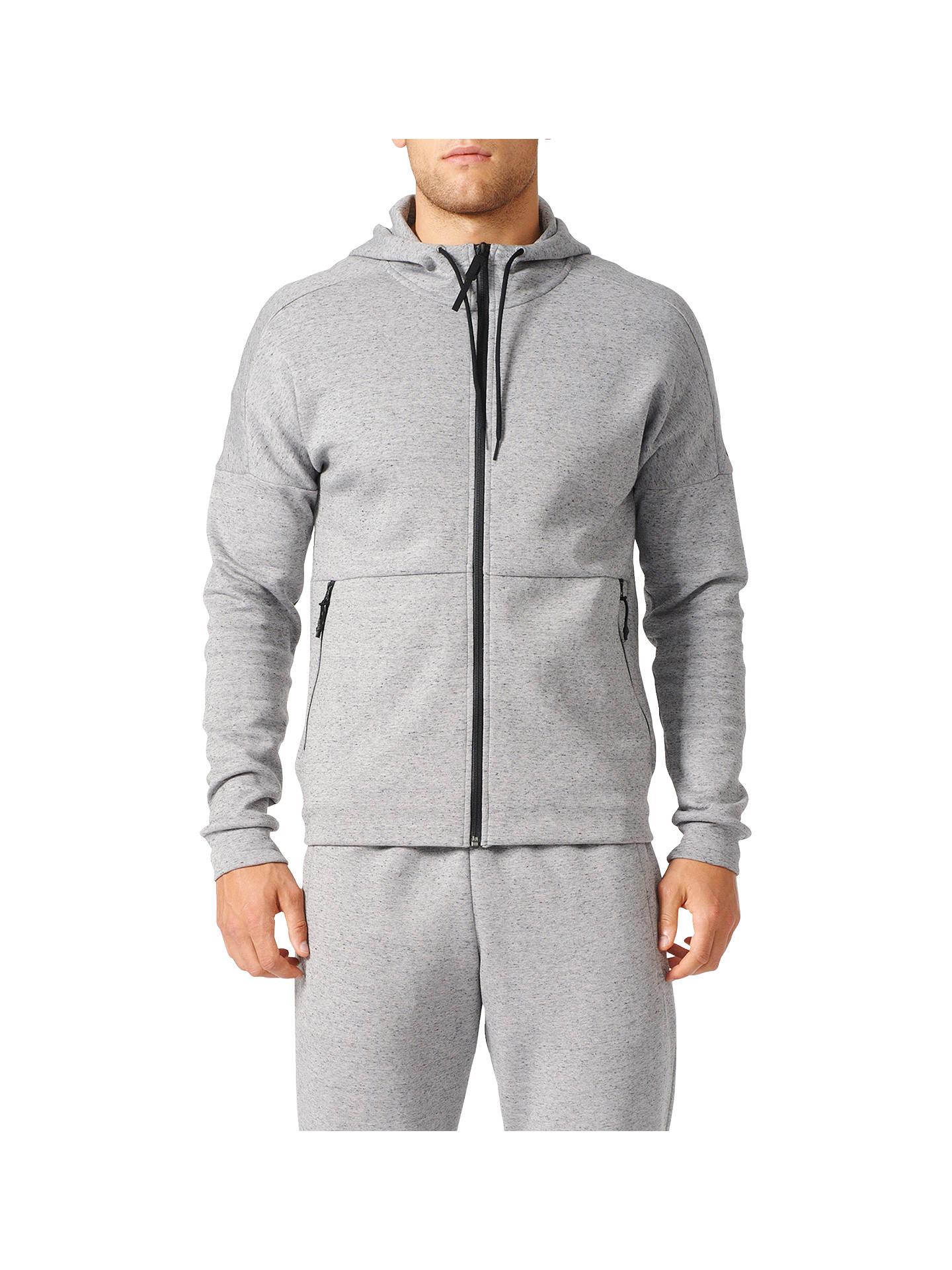 adidas ID Stadium Hoodie Jacket at John Lewis & Partners