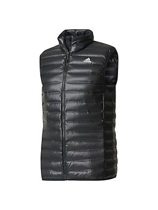 pretty nice f6051 5affd adidas Varilite Down Vest Gilet, Black