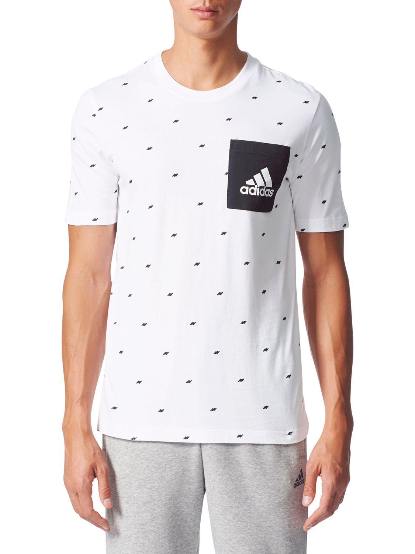adidas t shirt with pocket