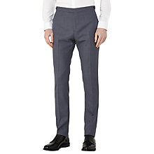 Buy Reiss Kamara Wool Slim Fit Suit Trousers, Airforce Blue Online at johnlewis.com
