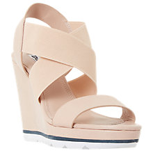 Buy Dune Kalifornia Wedge Heeled Sandals Online at johnlewis.com
