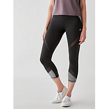 Buy ONLY PLAY Malica Training Tights, Black/Grey Online at johnlewis.com