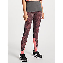 Buy ONLY PLAY Printed Training Tights, Lantana Online at johnlewis.com