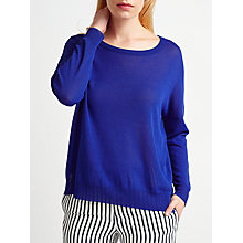 Buy Samsoe & Samsoe Kassy Jumper, Surf The Web Online at johnlewis.com