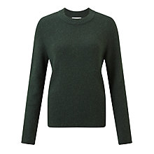 Buy Samsoe & Samsoe Tilda Jumper, Scarab Online at johnlewis.com