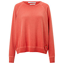 Buy Maison Scotch Cold Dyed Sweatshirt Online at johnlewis.com