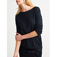 Buy Samsoe & Samsoe Solei Jumper, Dark Sapphire Online at johnlewis.com