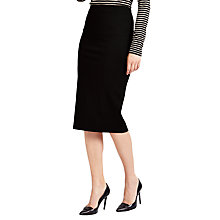 Buy Weekend MaxMara Babila Pencil Skirt, Black Online at johnlewis.com