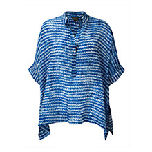 Buy East Handkerchief Hem Silk Shirt Online at johnlewis.com