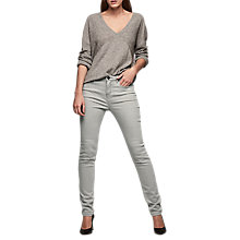 Buy Gerard Darel Prune Trousers, Grey Online at johnlewis.com